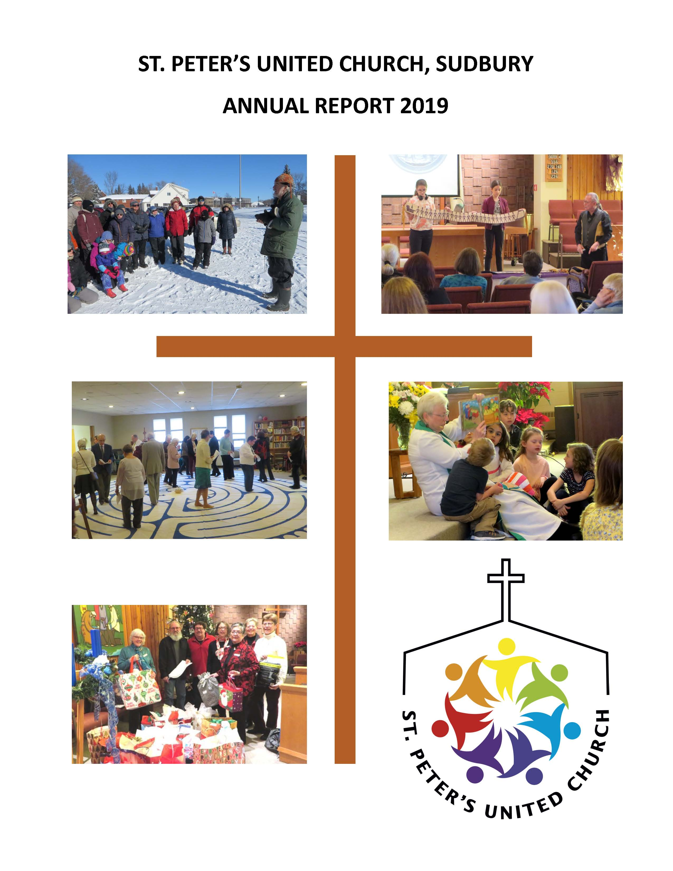 Annual Report Cover 2019f